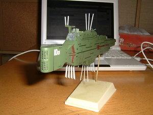 同盟軍第10艦隊旗艦-001.JPG